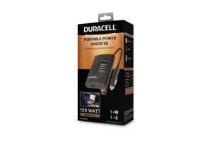 Duracell 150 Watt Portable Inverter - Universal