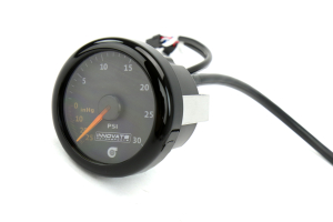 Innovate Motorsports MTX Analog 30 PSI Vacuum/Boost Gauge Kit ( Part Number:INN 3908)