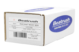 Beatrush Propeller Shaft Mount Bushings (Part Number: )