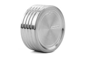 PERRIN Si-Drive Cover Silver ( Part Number: PSP-INR-301SS)