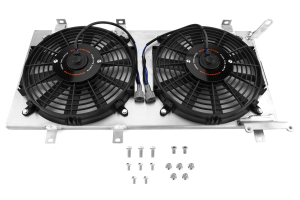 Mishimoto Aluminum Fan Shroud Kit (Part Number: )