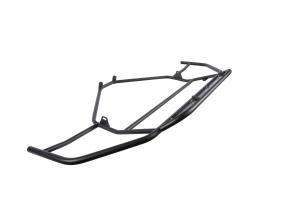 LP Aventure Bumper Guard w/Front Plate - Black Finish - Subaru Forester 2019+
