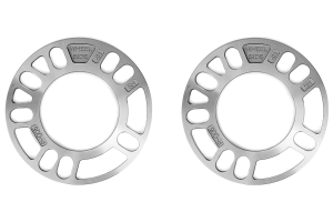 KICS Wheel Spacers 5mm Twin Pack Universal ( Part Number: W005UP)