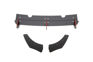 Maxton Design Rear Diffuser and Rear Side Splitters (Part Number: )