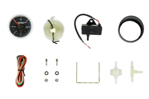 Turbosmart Electronic 52mm 30psi Boost Gauge (Part Number: )