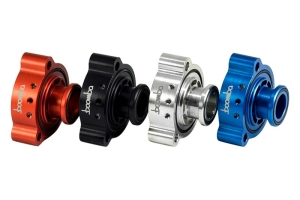 Boomba Racing 50/50 Blow Off Valve Adapter - Ford Fiesta ST 2014 - 2018