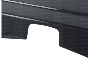 Seibon Carbon Fiber Rear Seat Panels ( Part Number:SEI BSP1213SCNFRS)