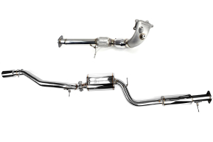 COBB Tuning Turbo Back Exhaust Stainless Steel ( Part Number:COB 571301)