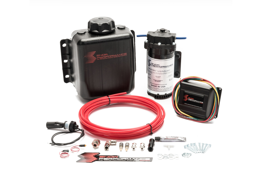 Snow Performance Stage 2 MAF/MAP Naturally Aspirated / Forced Induction Progressive Water-Methanol Kit - Universal