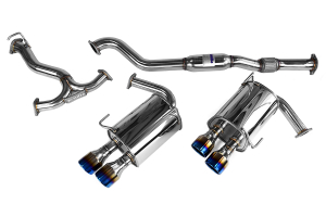 Invidia Q300 Cat Back Exhaust Titanium Tips ( Part Number:INV HS11STIG3T)