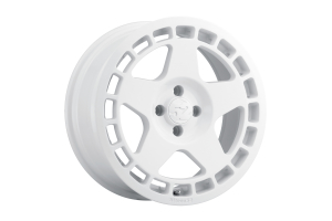 fifteen52 Turbomac 17x7.5 +30 4x100 Rally White - Universal