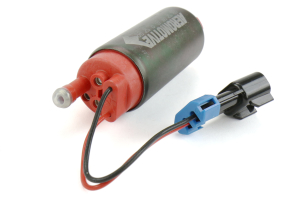 Aeromotive 340lph Fuel Pump E85 Offset Inlet (Part Number: )