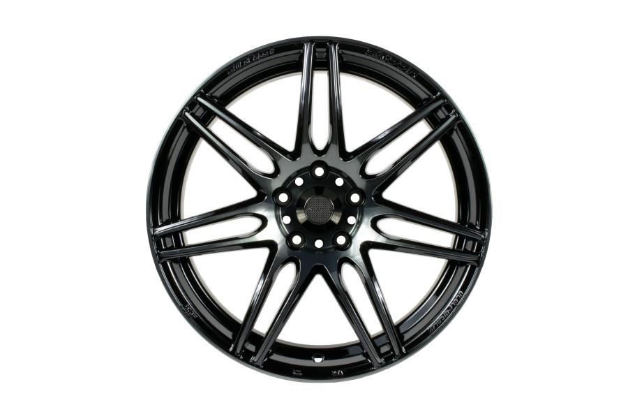 WedsSport SA-77R 5x114.3 Weds Black Clear - Universal