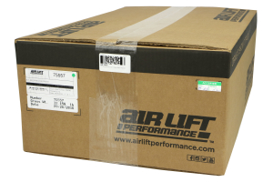 Air Lift Performance Front Air Suspension Kit - Scion FR-S 2013-2016 / Subaru BRZ 2013+ / Toyota 86 2017+