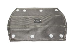 Torque SolutionCarbon Thermal Uppipe Blanket  - Subaru Models (inc. 2002-2007 WRX / 2004+ STI)