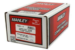 Manley Performance Rods (Part Number: )