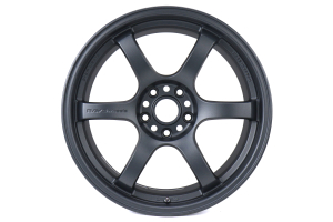 Gram Lights 57DR 18x9.5 +38 5x114.3 Gun Blue 2 - Universal