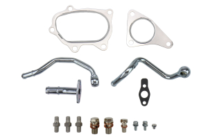 SteamSpeed JB Turbo Line and Install Kit w/ Gaskets - Subaru Legacy GT 2005-2009