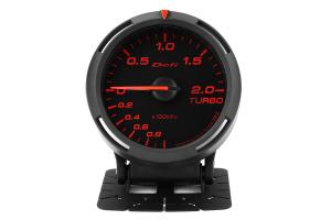 Defi Red Racer Boost Gauge Metric 60mm 2 Bar ( Part Number:DEF1 DF11505)