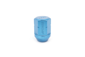 Work Wheels RS Lug Nut M12x1.25 Blue Close End (Part Number: )