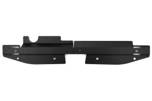 Subtle Solutions Radiator Shroud Black - Subaru WRX 2008-2014 / STI 2008-2014