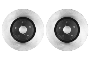 Centric Premium High-Carbon Brake Rotor Pair Front ( Part Number:STP 125.47022-GRP)
