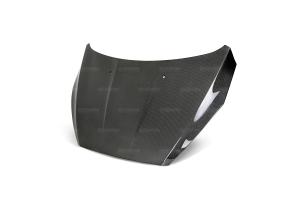 Seibon Carbon Fiber OE-Style Hood - Ford Focus 2015+