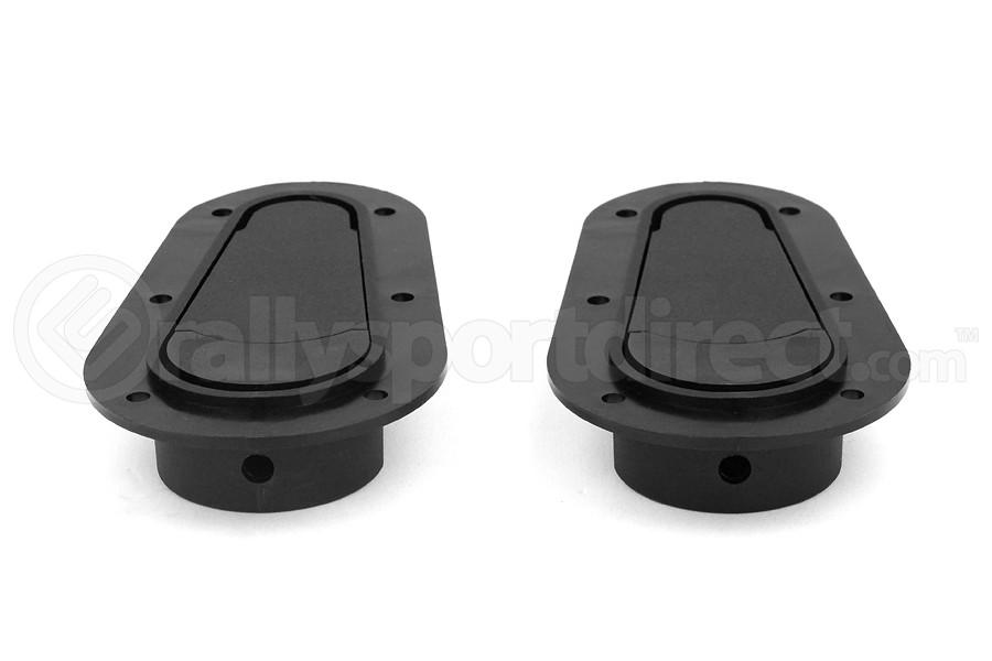 Aerocatch Hood Pins Flush Non-Locking Kit (Part Number:125-2000)