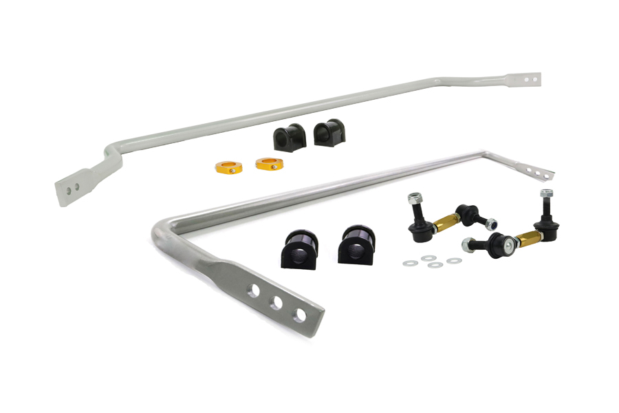 Whiteline Front and Rear Sway Bar Kit - Mazda Miata MX-5 1999-2005
