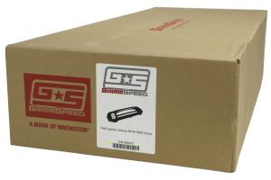 GrimmSpeed Hood Scoop Splitter (Part Number: 093075)