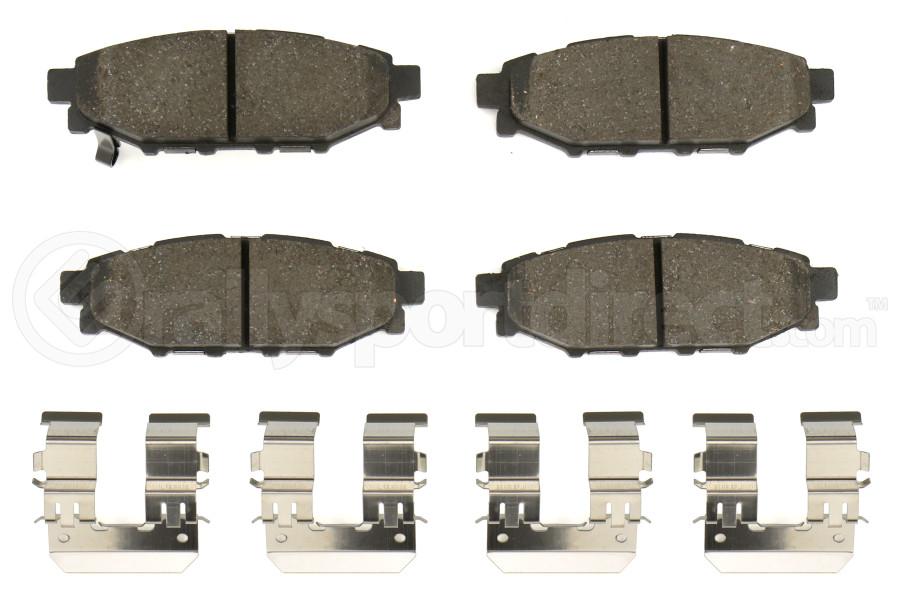 Stoptech Street Select Rear Brake Pads (Part Number:305.11140)