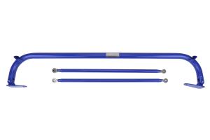 NRG Innovations Harness Bar 49in Blue - Universal