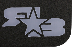RokBlokz Original Rally Mud Flaps - Subaru Forester 1998 - 2002