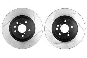 Stoptech Slotted Front Rotor Pair (Part Number: )