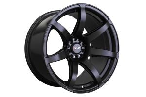 XXR 560 5x114.3 / 5x100 Flat Black - Universal