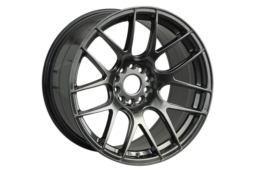 XXR 530 5x114.3 / 5x100 Chromium Black - Universal