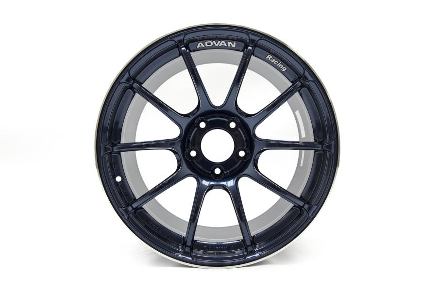 Advan RZII 18x9.5 +45 5x114.3 Indigo Blue - Universal