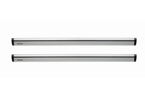 Yakima Medium Jetstream Crossbar Pair Silver 60in - Universal