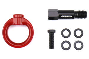 PERRIN Rear Tow Hook Kit - Toyota Supra 2020+
