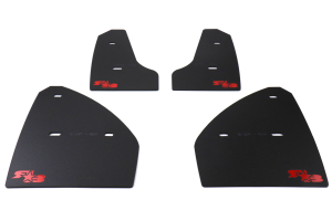 RokBlokz Rally Mud Flaps - Volkswagen Models (inc. 2015+ Golf / GTI)