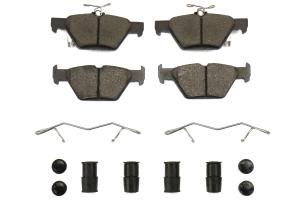 StopTech Street Brake Pads Rear - Subaru Models (Inc. 2015+ WRX w/ Eyesight)