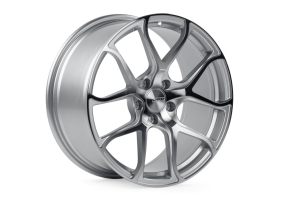 APR S01 18x8.5 +45 5x112 Silver w/ Machined Face - Universal