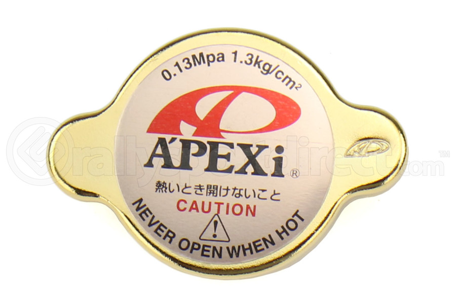 Apexi 1.3 Bar GT Radiator Cap - Subaru / Mitsubishi / Nissan