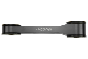 Torque Solution Pitch Stop Mount Black (Part Number: )