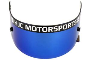 HJC Motorsports HJ-28 Dark Blue Helmet Shield ( Part Number: 28DB)