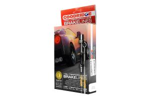 GoodRidge G-Stop Stainless Steel Brake Lines Front/Rear - Honda S2000 2006-2009