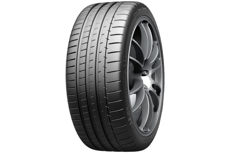 Michelin Pilot Super Sport Performance Tire 265/35ZR19 (98Y) - Universal