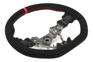 FactionFab Steering Wheel Suede - Subaru WRX / STI 2015 - 2020