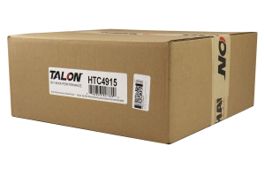 Hawk Talon Cross Drilled and Slotted Rear Rotor Pair - Subaru STI 2005-2007