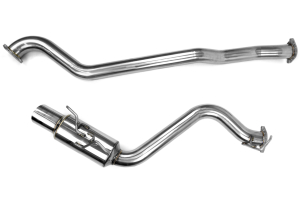 Invidia Racing Series Cat Back Exhaust ( Part Number:INV HS08SW5GTR)